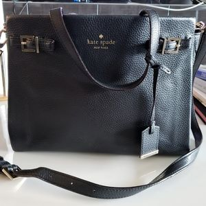 Kate Spade Medium Black Satchel